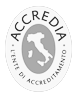 Logo certificazione Accredia